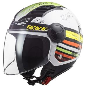 Casco LS2 Airflow Ronnie
