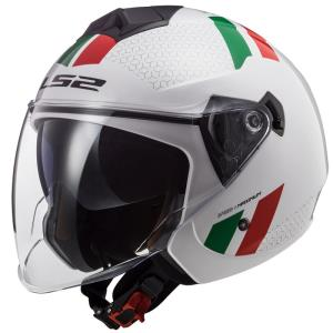 Casco LS2 Twister II Combo
