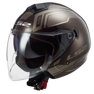 Casco LS2 Twister II Wood