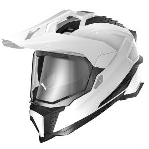 Casco LS2 Explorer Solid blanco