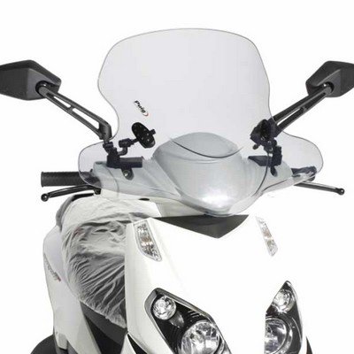 Cupula Puig para Scooter City Touring Aprilia Sportcity One 50-12