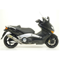 Escape Arrow Yamaha TMax 500 YP 01-07 Thunder Steel Titaneo