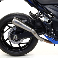 Escape acero Arrow ProRace Suzuki GSXS750 17-