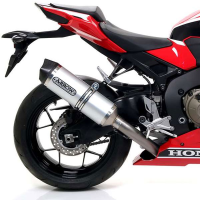 Escape aluminio Honda CBR1000RR 17- Arrow