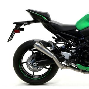 Escape Arrow Kawasaki Z900 20- acero