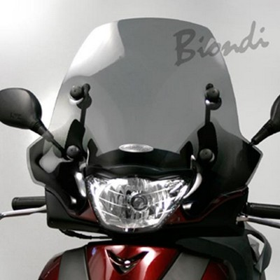 Biondi cupula Little-club para Honda SH125-150 2005-