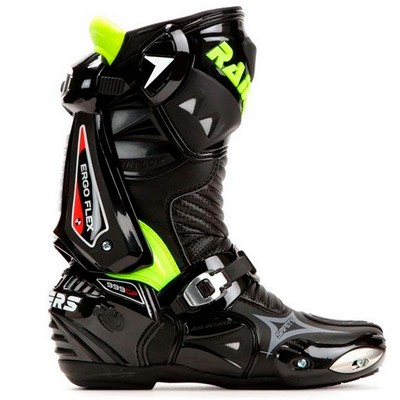 Botas moto 999 racing Rainers -CON REGALO- Color Fluor