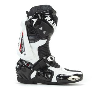 Botas moto 999 racing Rainers -CON REGALO- Color Blanco