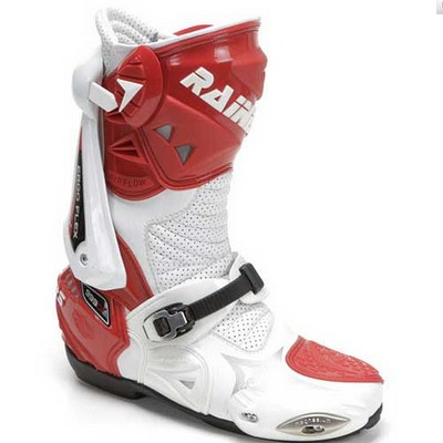 Botas moto 999 racing Rainers -CON REGALO- Color Rojo