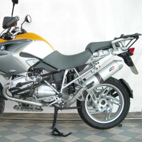Escape BMW R1200GS 04-09 QDExhaust