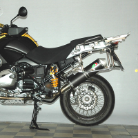 Sistema escape BMW R1200GS 10- QDExhaust