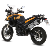 escape mivv sport slip-on speed edge bmw f800gs 2008-
