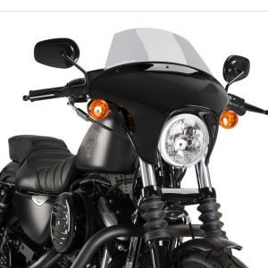 Parabrisas BATWING SML alto Harley Sportster