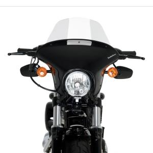 Parabrisas BATWING SML alto Harley Sportster 1200