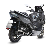 escape completo urban kymco xciting400 2013- 2016