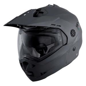 Casco Caberg Tourmax gun metal