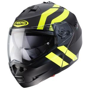 Casco Caberg Duke 2 Superlegend negro-fluor