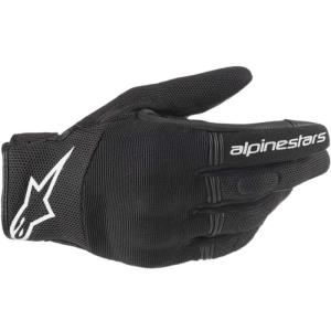 Guantes Alpinestars Copper Negro-Blaco