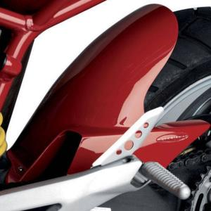 guardabarros trasero barracuda ducati multistrada 1100