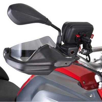 Extension de paramanos original para BMW R1200GS 2013- y ADVENTUR