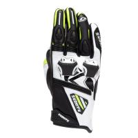 Guantes moto racing hombre FACER Rainers