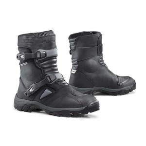 Botas de moto Forma Adventure Low negro