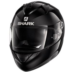 Casco Shark Ridill Blank negro
