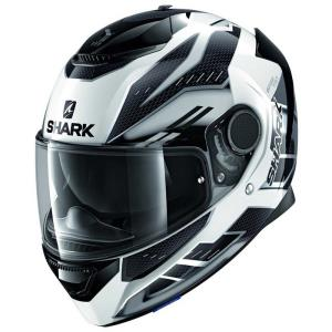 Casco Shark Spartan Antheon blanco