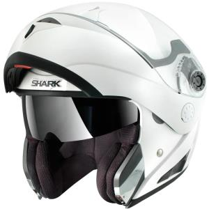 Casco Shark Openline Prime blanco