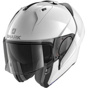 Casco Shark Evo-es Blank blanco