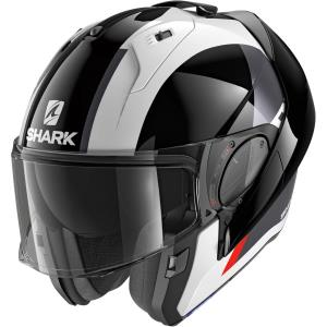 Casco Shark Evo-Es Endless blanco-negro