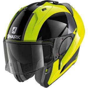 Casco Shark Evo-Es Endless amarillo-negro