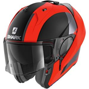 Casco Shark Evo-Es Endless naranja-negro