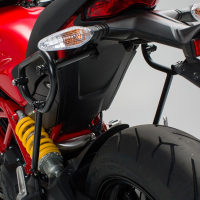 SLC Soporte lateral maleta Ducati Monster 821-1200-Supersport 17- SWMotech