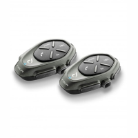 Pack 2 intercomunicadores Bluetooth Interphone Tour