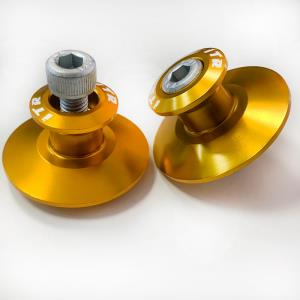 Diabolos PRO ITR 6 mm  para caballete color Oro