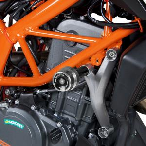 kit topes anticaida barracuda ktm duke 390 17-18