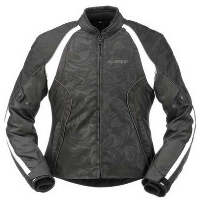 Chaqueta moto invierno Rainers para mujer impermeable