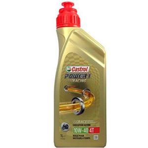 Aceite Castrol Power1 10w40 4T Racing 1 litro