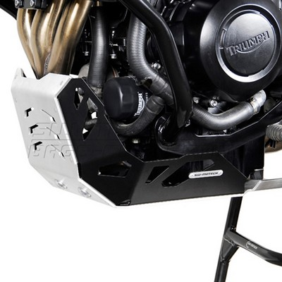 Cubre carter protector SW-MOTECH Triumph Tiger 800-XC-XR