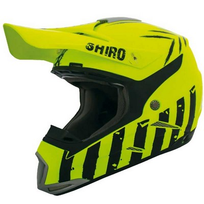 Casco Shiro motocross modelo Scorpion en colores