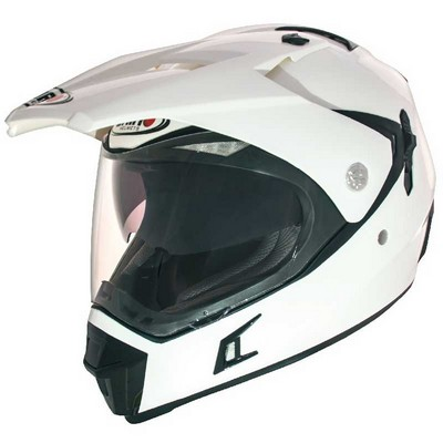 Casco Motocross-Touring Shiro modelo Tourism en colores