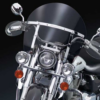 Parabrisas National Cycle transparente o tintado para Honda Shadow