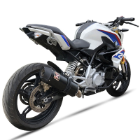 Escape acero Ixil XOVE BMW G310R 18-