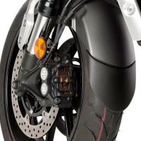 Quilla Puig Yamaha FZ1 N Fazer 06-15 simil carbono