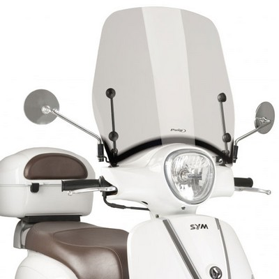 Cupula Puig para Scooter T.S marca Sym Fiddle III 50-125