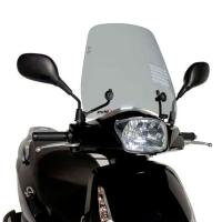 C/úpula Moto Airstar Piaggio Fly 50//125 08-16 Givi transparente Kit de montaje