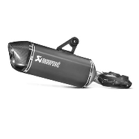 Escape Akrapovic titanio BMW R1200GS/Adventure 13-16 homologado