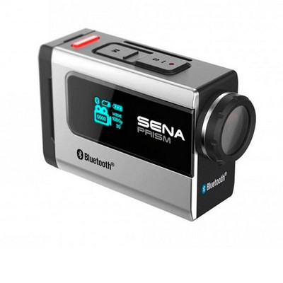 Camara de accion Sena Prism kit MOTO en Full HD