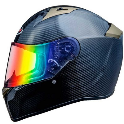 Casco Integral Shiro Carbono Racing